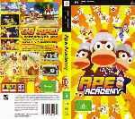 miniatura Ape Academy Por Osquitarkid cover psp