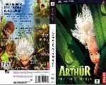 miniatura Arthur And The Minimoys Custom Por Asock1 cover psp