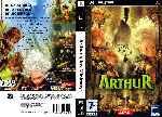 miniatura Arthur Y Los Minimoys Por Sapelain cover psp