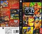miniatura Asterix Y Obelix Xxl2 Mision Wifix Por Ocigames cover psp