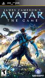 miniatura Avatar The Game Frontal Por Duckrawl cover psp