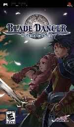 miniatura Blade Dancer Lineage Of Light Frontal Por Duckrawl cover psp