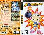 miniatura Bomberman Por Geovannyoso cover psp