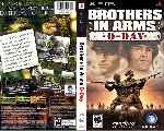 miniatura Brothers In Arms D Day Custom Por Asock1 cover psp
