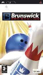 miniatura Brunswick Pro Bowling Frontal Por Bossweb cover psp