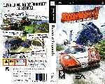 miniatura Burnout Legends Por Hyperboreo cover psp