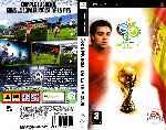 miniatura Copa Mundial De La Fifa 2006 Por Hyperboreo cover psp