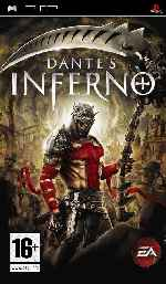 miniatura Dantes Inferno Frontal Por Mantrix2005 cover psp