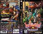 miniatura Darkstalkers Chronicle The Chaos Tower Custom V2 Por Erpolixxx cover psp