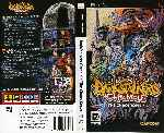 miniatura Darkstalkers Chronicle The Chaos Tower Por Osquitarkid cover psp