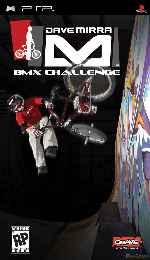 miniatura Dave Mirra Bmx Challenge Frontal Por Pocholo41 cover psp