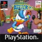 miniatura Disney Pato Donald Cuack Attack Frontal Por Santiagoleonelporrom cover psp