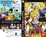 miniatura Dragon Ball Z Shin Budokai 2 Por Hyperboreo cover psp