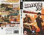 miniatura Driver 76 Por Sapelain cover psp