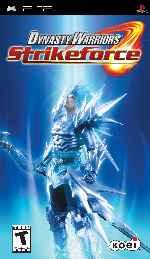 miniatura Dynasty Warriors Strikeforce Frontal Por Mantrix2005 cover psp