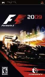 miniatura F1 2009 Frontal Por Duckrawl cover psp