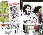 miniatura Fifa 08 Por Tituli cover psp