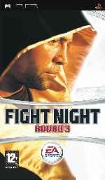 miniatura Fight Night Round 3 Frontal Por Bossweb cover psp