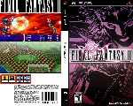 miniatura Final Fantasy Ii Custom Por Lordkloud cover psp