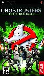 miniatura Ghostbusters The Video Game Frontal Por Duckrawl cover psp