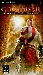 miniatura God Of War Frontal Por Bayar cover psp