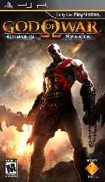 miniatura God Of War Ghost Of Sparta Frontal Por Matiasjorgito cover psp