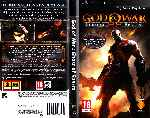 miniatura God Of War Ghost Of Sparta Por Hyperboreo cover psp