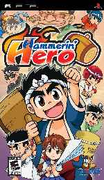 miniatura Hammerin Hero Frontal Por Duckrawl cover psp