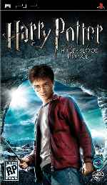 miniatura Harry Potter And The Half Blood Prince Frontal Por Duckrawl cover psp