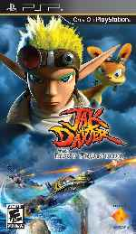 miniatura Jak And Daxter The Lost Frontier Frontal Por Duckrawl cover psp