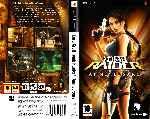 miniatura Lara Croft Tomb Raider Anniversary Por Hyperboreo cover psp