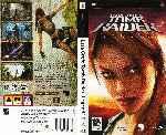 miniatura Lara Croft Tomb Raider Legend Por Osquitarkid cover psp