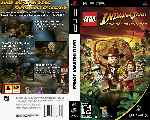 miniatura Lego Indiana Jones The Original Adventures Custom Por Aka49 cover psp