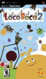 miniatura Locoroco 2 Frontal Por Duckrawl cover psp