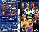 miniatura Los Sims 2 Custom Por Asock1 cover psp