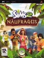 miniatura Los Sims 2 Naufragos Frontal Por Cdn6754 cover psp