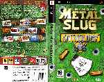 miniatura Metal Slug Anthology Custom Por Hyperboreo cover psp