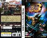 miniatura Monster Hunter 3rd Portable Custom Por Alan160506 cover psp