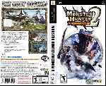 miniatura Monster Hunter Freedom 2 Por Vaamonde cover psp