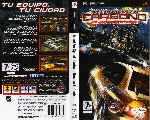 miniatura Need For Speed Carbono Domina La Ciudad Por Ocigames cover psp