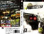 miniatura Need For Speed Prostreet Por Hyperboreo cover psp