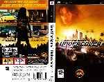 miniatura Need For Speed Undercover Por Hyperboreo cover psp