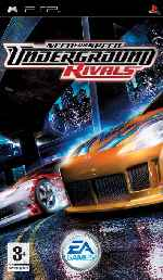 miniatura Need For Speed Underground Rivals Frontal Por Bossweb cover psp