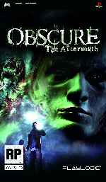 miniatura Obscure The Aftermath Frontal Por Sapelain cover psp