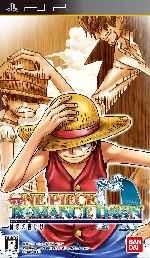 miniatura One Piece Romance Dawn Por Sapelain cover psp