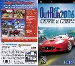 miniatura Out Run 2006 Coast 2 Coast Inlay Por Erpolixxx cover psp