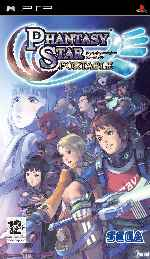 miniatura Phantasy Star Portable Fontal Por Sapelain cover psp