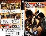 miniatura Prince Of Persia Rival Swords Por Hyperboreo cover psp