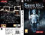 miniatura Silent Hill Shattered Memorie Por Hyperboreo cover psp