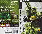 miniatura Socom Us Navy Seals Tactical Strike Por Sapelain cover psp